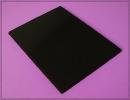Magic Black Rechteckplatte
