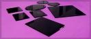 Sortiment Magic Black Trägerplatten