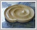 Dekorschale Ammonit