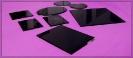 Sortiment Trägerplatten Magic Black