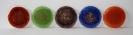 Sortiment Standardfarben Glas
