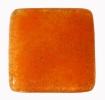 Glas / Farbmuster orange